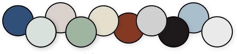 refinishing colors