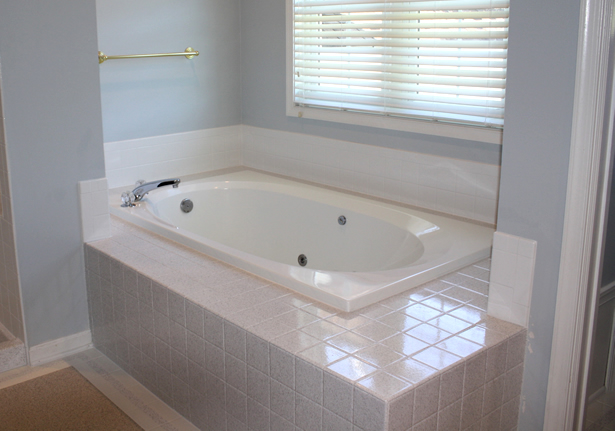 refinished tub