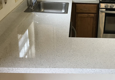 kitchen countertop refinishing