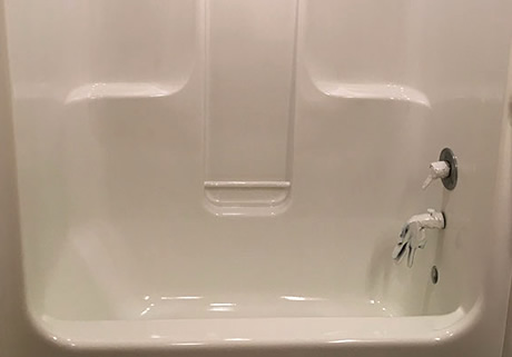 fiberglass tub refinishing