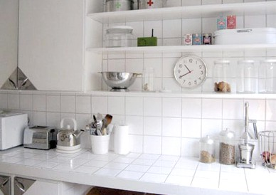 How to Clean Tile Countertops