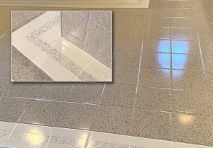 Tile Floor Refinishing