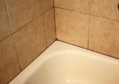 Fix Stained Tile Grout