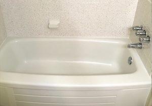refinish a bathtub