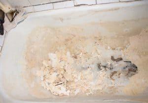 Rusted Bathtub